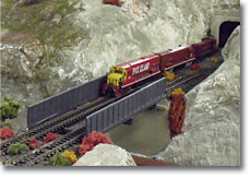 Model Train Show And